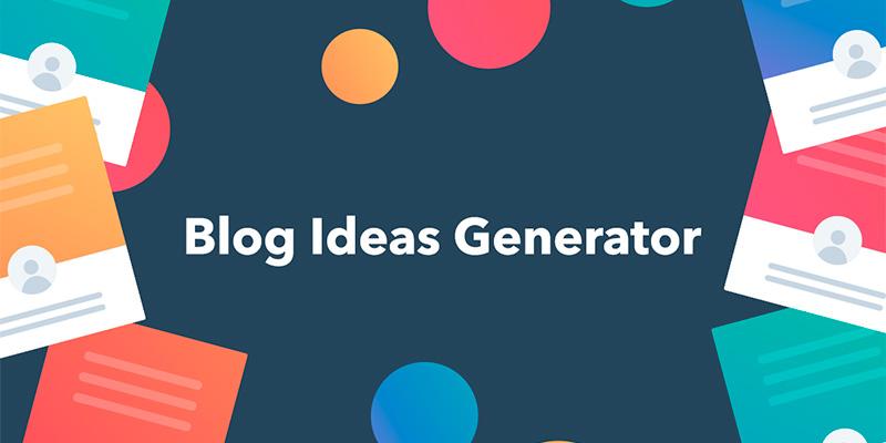 topic generator