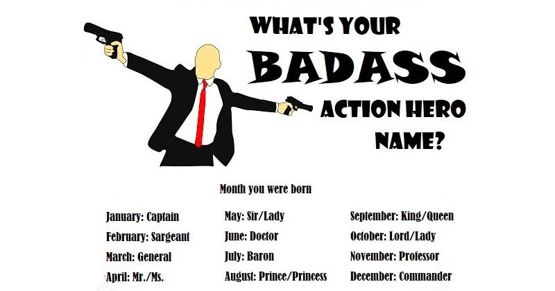 Badass Name Generator