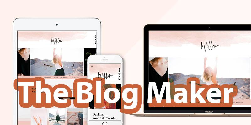The Blog Maker