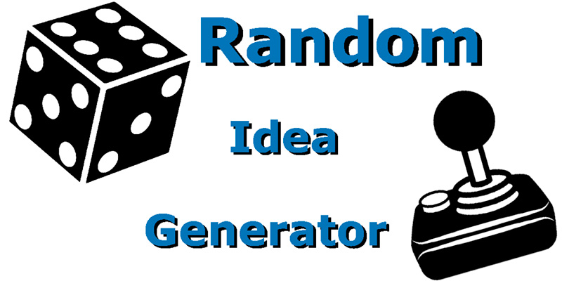 Random Idea Generator