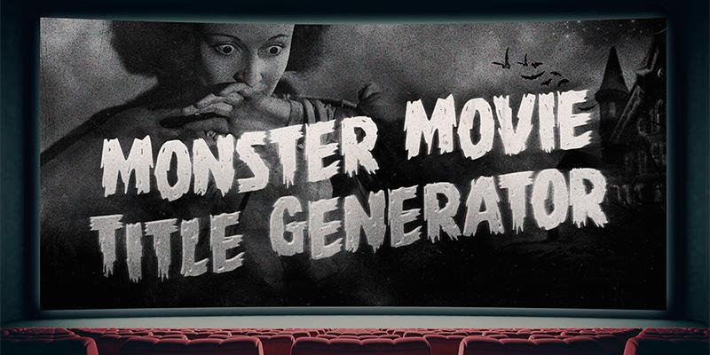 Movie Title Generator