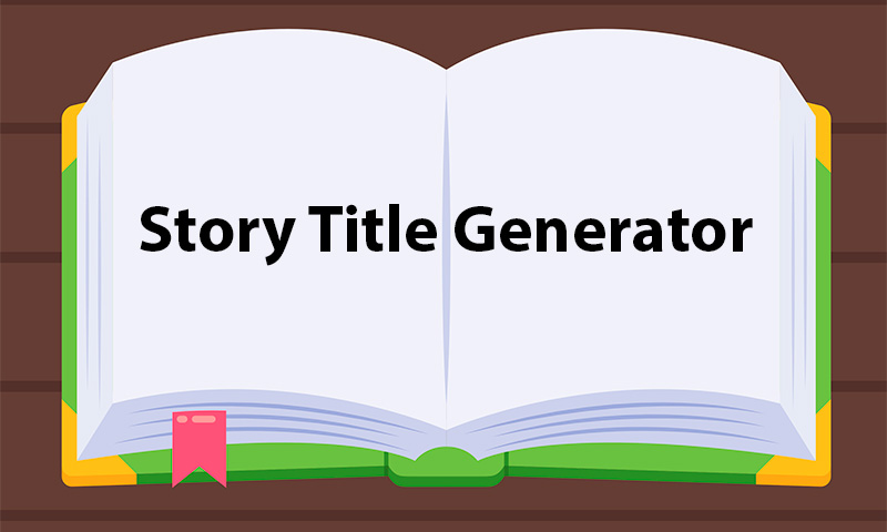 story title generator